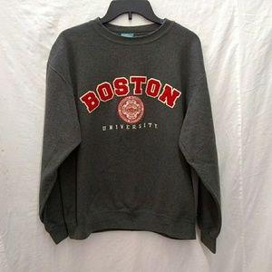 Champion Eco Fleece Boston University sweatshirt